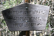Abineau - Bear Jaw Loop Hike: Image 40