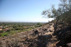 Camelback Mountain Cholla Trail Hike: Image 1