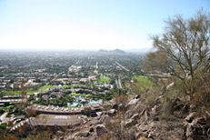 Camelback Mountain Cholla Trail Hike: Image 2