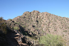 Camelback Mountain Cholla Trail Hike: Image 9