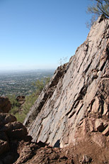 Camelback Mountain Cholla Trail Hike: Image 15