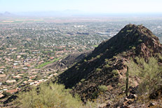 Camelback Mountain Cholla Trail Hike: Image 18