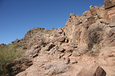 Camelback Mountain Cholla Trail Hike: Image 22