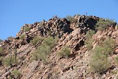 Camelback Mountain Cholla Trail Hike: Image 24