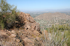 Camelback Mountain Cholla Trail Hike: Image 25