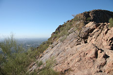 Camelback Mountain Cholla Trail Hike: Image 26