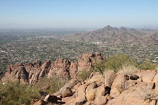 Camelback Mountain Cholla Trail Hike: Image 29
