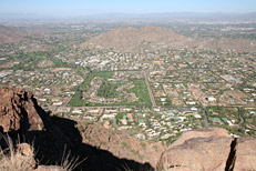 Camelback Mountain Cholla Trail Hike: Image 30