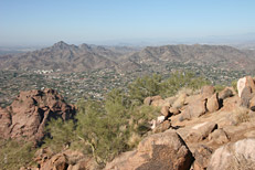 Camelback Mountain Cholla Trail Hike: Image 31