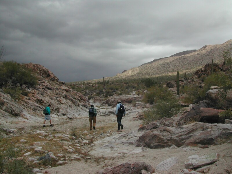 Brown's Canyon Hike: Image 1