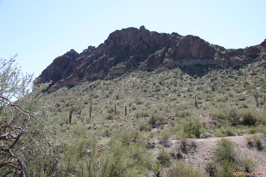 San Tan Malpais Trail Hike: Image 19