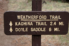 Weatherford Trail Hike: Image 1